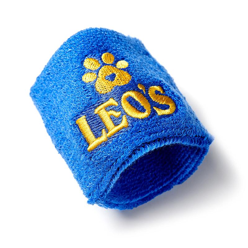 Merchandise - Svettband - Leo's Lekland