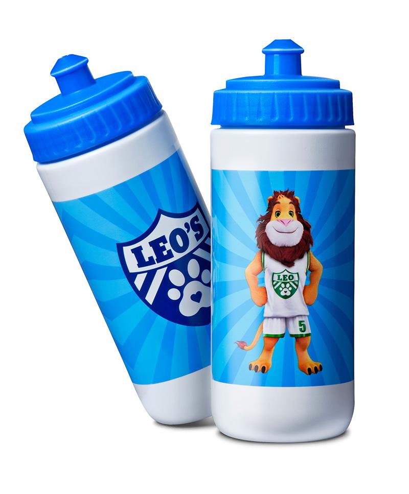 Merchandise - Vattenflaska - Leo's Lekland