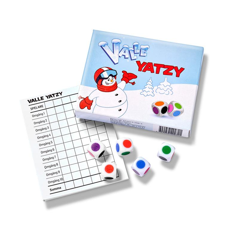 Merchandise - Yatzy - Valle Skistar