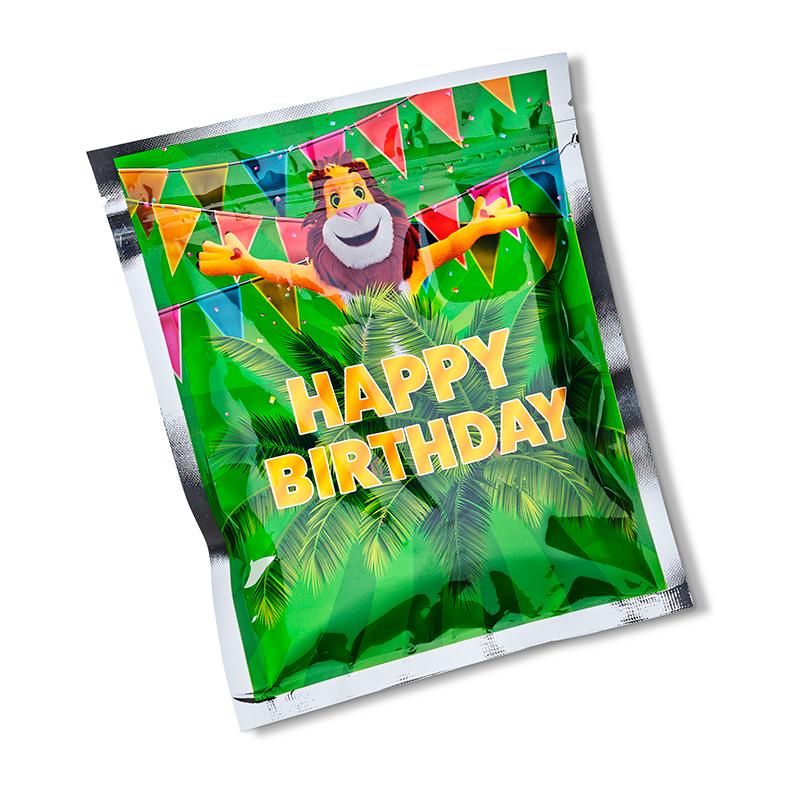 Promotion - Leksaker - Leo - Happy Birthday