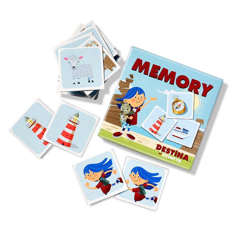 Promotion - Leksaker - Memory