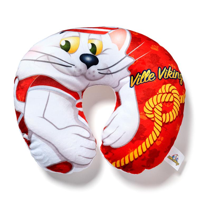 Merchandise - Viking Ville Nackkudde